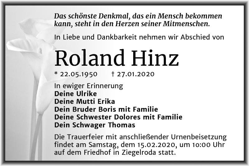 Roland Hinz Remscheid