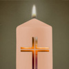 Kerze für Margot Krems für