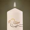Kerze für Liane Buka für